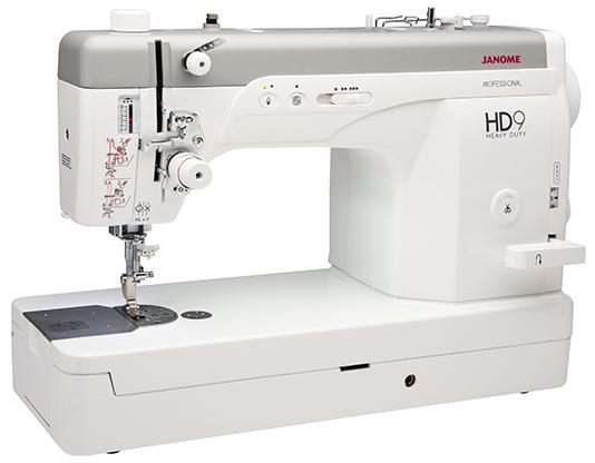Janome HD9 Professional Straight Stitch Machine